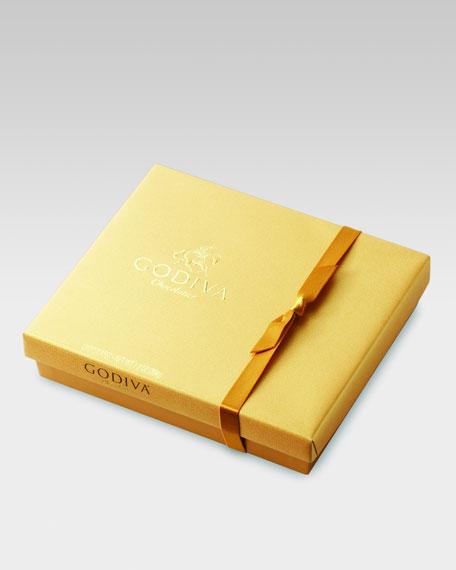 19-Piece Gold Ballotin