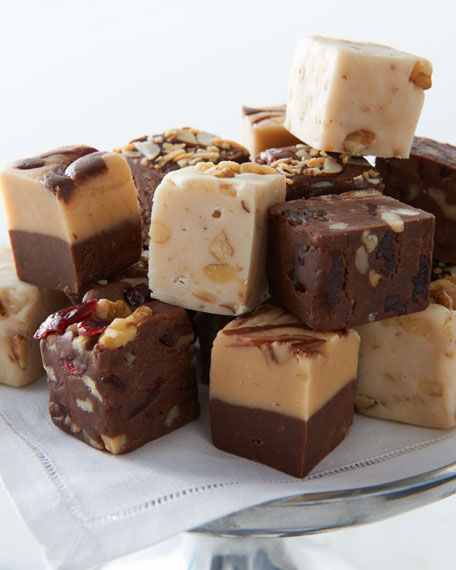 Assorted Fudge Bites
