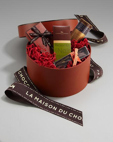 """""""Merci Beaucoup"""" Hatbox"""