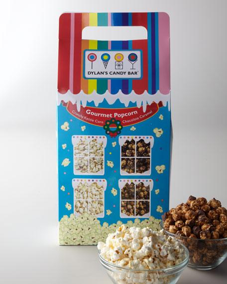 """Santa's Sweet Popcorn Shop"" Gourmet Popcorn"