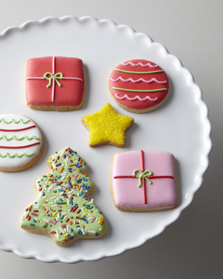Hand-Decorated Christmas Cookies