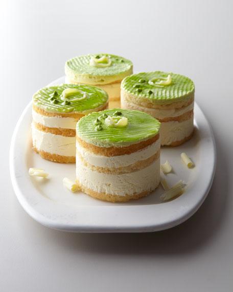 Individual Key Lime Desserts