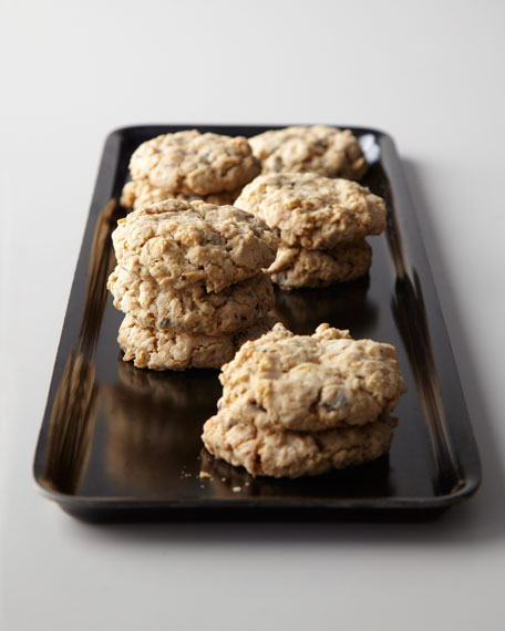 Oatmeal Chocolate Toffee Cookies