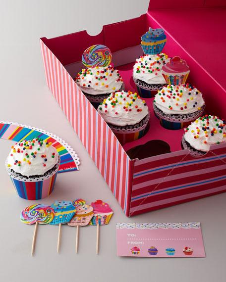 Valentine's Cupcake Kit