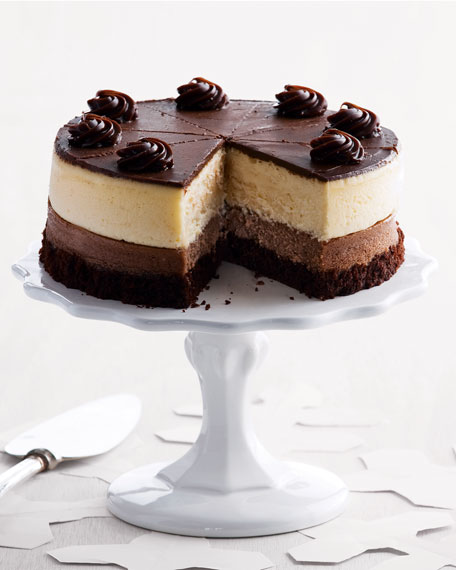 Black Tie Cheesecake