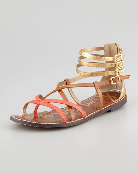 Gable Gladiator Sandal, Multicolor