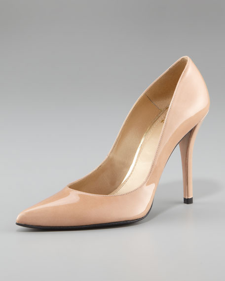 Nighty Patent Leather Pump
