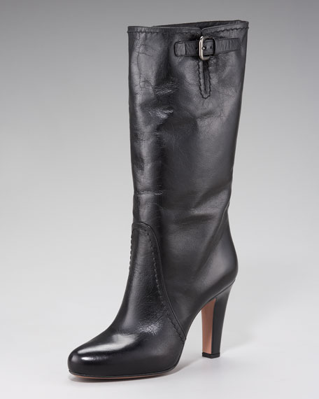 Mid-Calf Boot