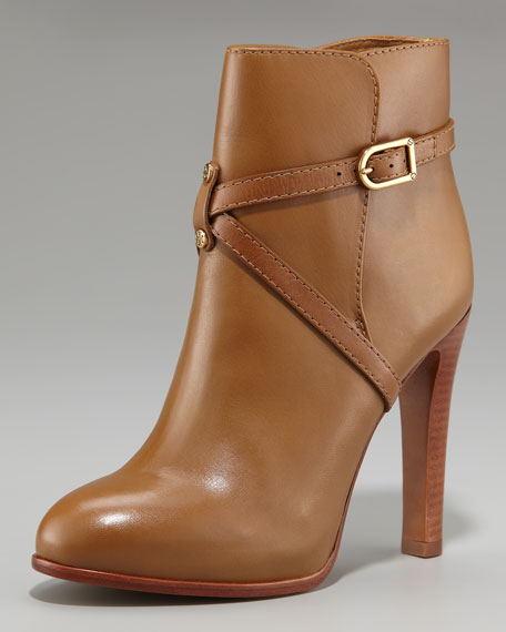 Strapped Ankle Boot