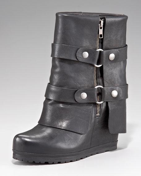 Fold-Cuff Boot