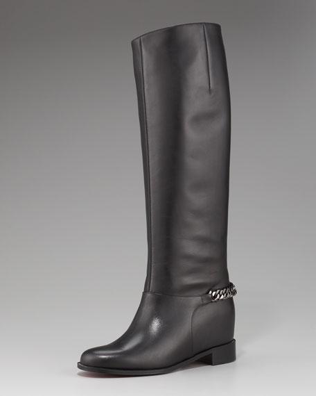 Cate Flat Boot