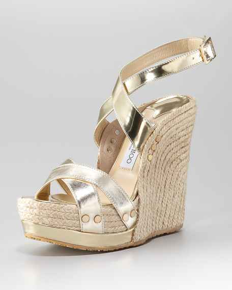 Perry Wedge Espadrille Sandal