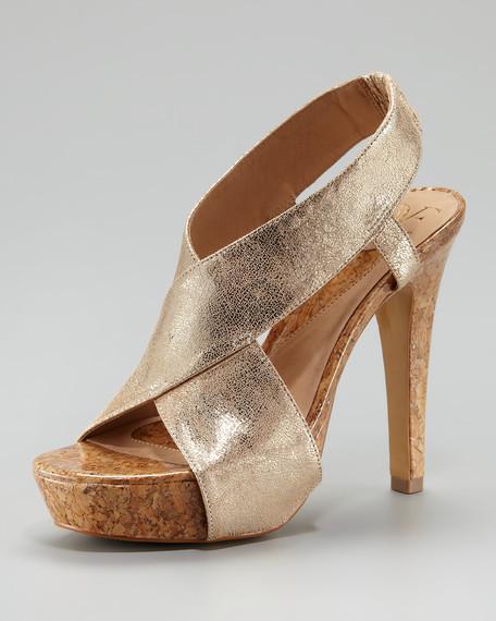 Zia Cork Platform Sandal