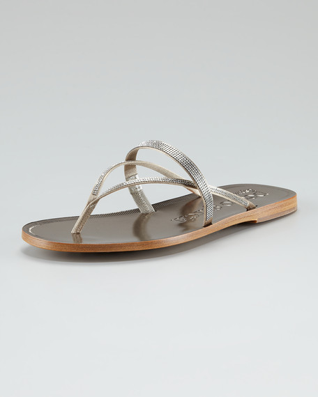 Zuriel Pave Thong Sandal