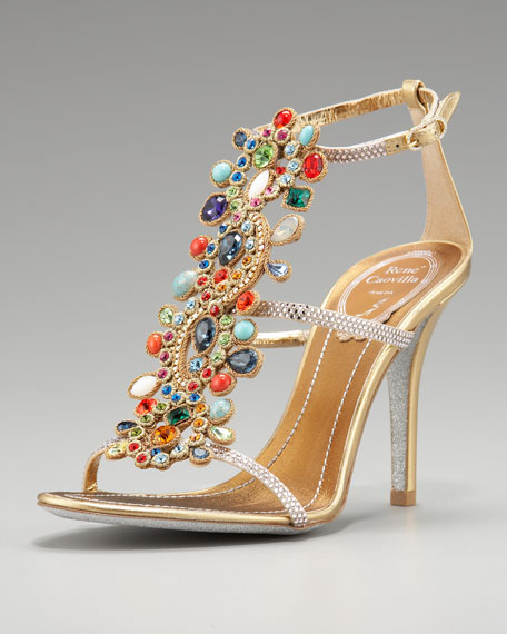 Multi-Crystal Sandal