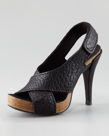 Chiara Leather Sandal