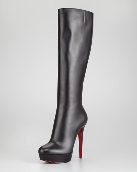 Bianca Botta Knee Red Sole Boot