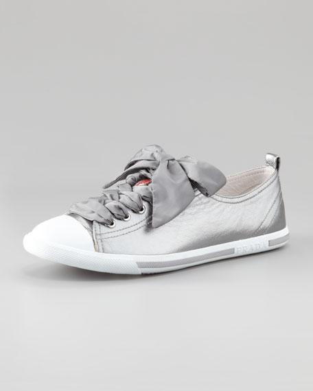 Metallic Sneaker