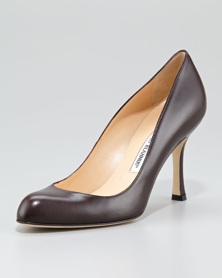 Foka Leather Pump