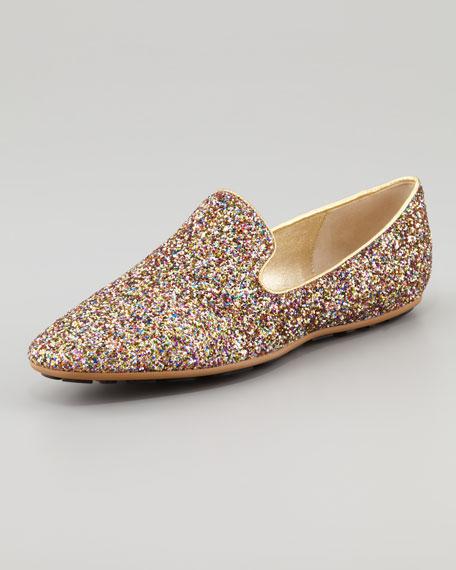 Wheel Weekend Glitter Shoe