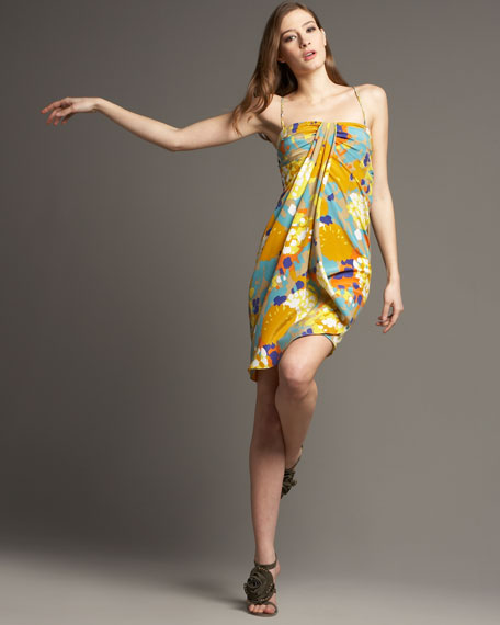 Edythe Printed Dress