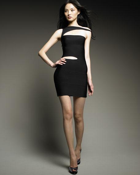 Vivien Short Cutout Dress