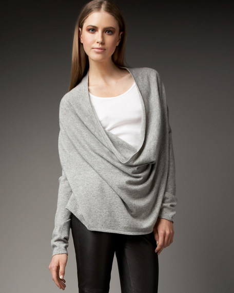 Tibby Cowl-Neck Sweater