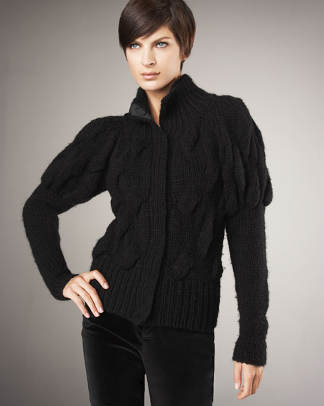 Victorian Sweater Jacket