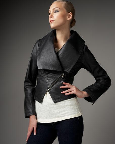 Roberta Leather Jacket