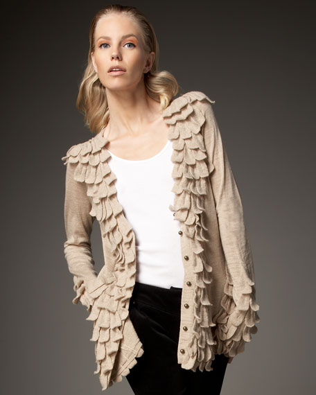 Owl-Feather Sweater