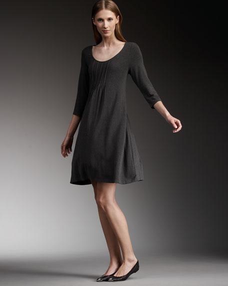 Bias-Cut Jersey Dress, Women's