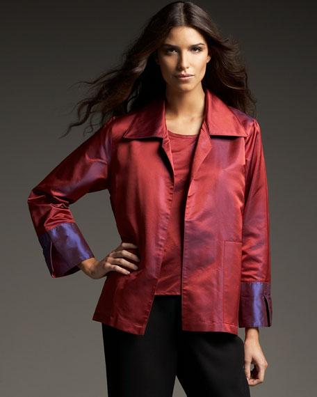 Shantung Jacket