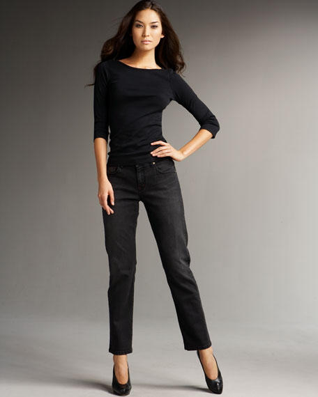 Praise Relaxed Smoky Vintage Super-Stretch Jeans