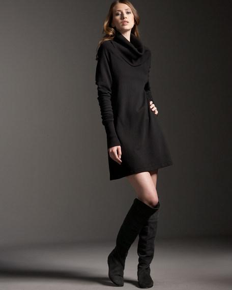 Roslyn Long-Sleeve Dress