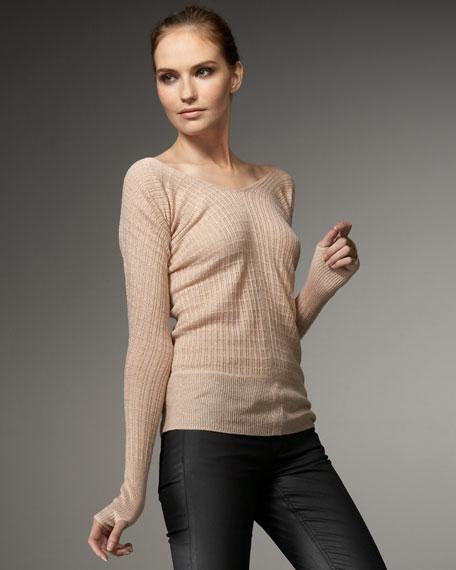 Selima Shimmer Sweater