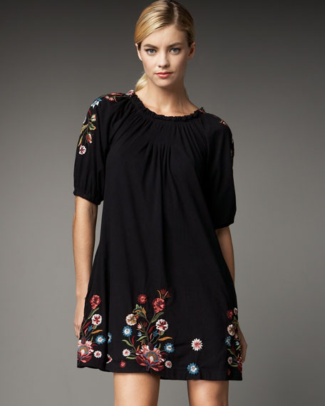 Isabel Smocked Dress