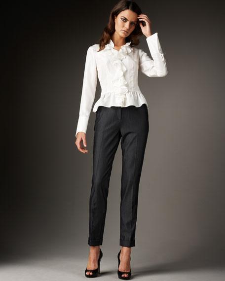 Neo Couture Denim Pants
