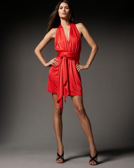 Halter Day Dress