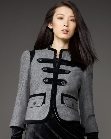 Troupe Wool Jacket