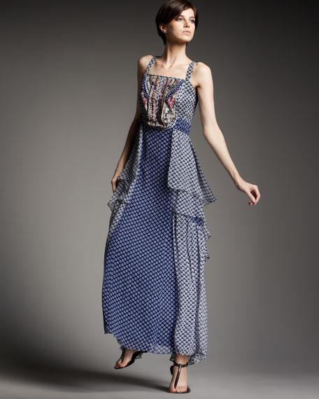 Milonga Maxi-Dress
