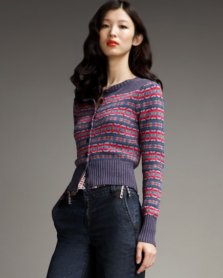 Eloise Cropped Sweater