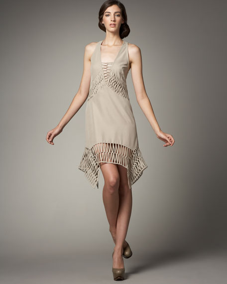 Willow Latticework Dress