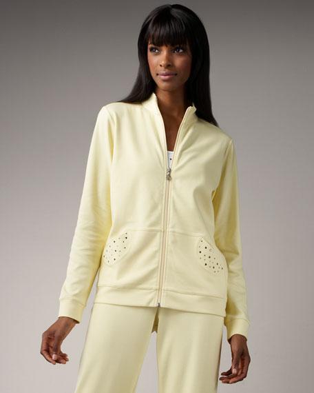Jersey Sparkle Jacket