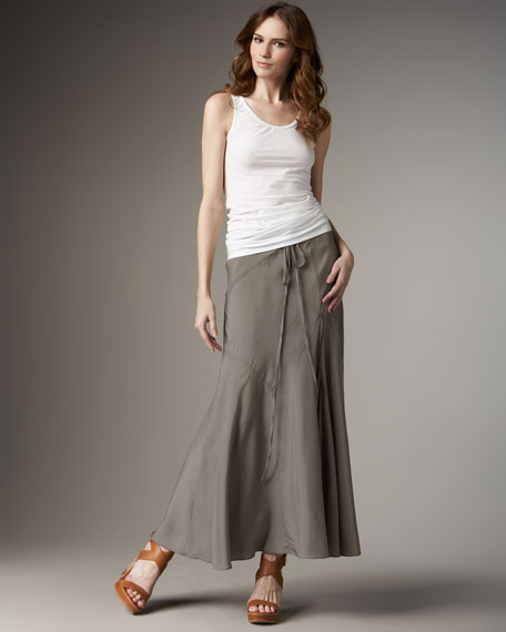 Timmy Long Boho Skirt