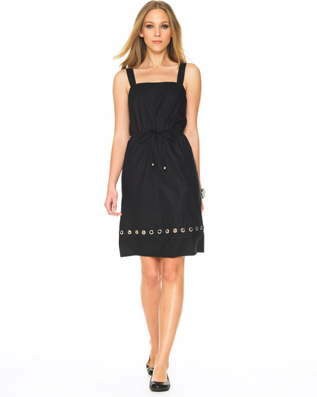 Grommet Dress, Women's