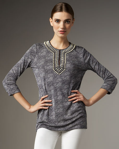 Booker Henley Top