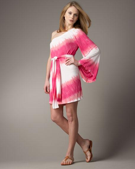 Imogen One-Shoulder Dress