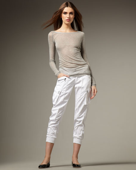 Armory Cropped Cargo Pants
