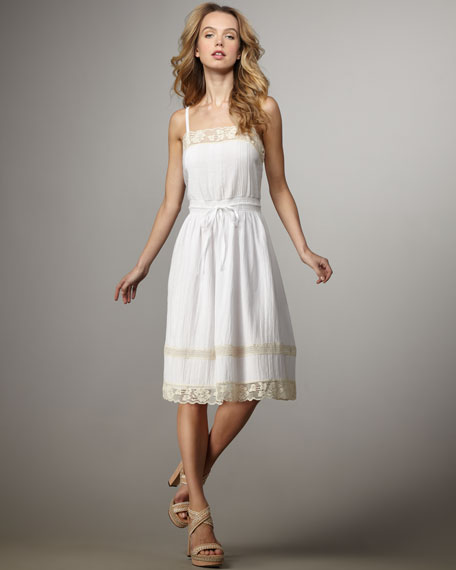 Bohemian Cami Dress