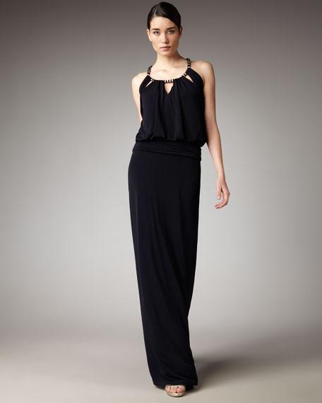 Blouson Gown